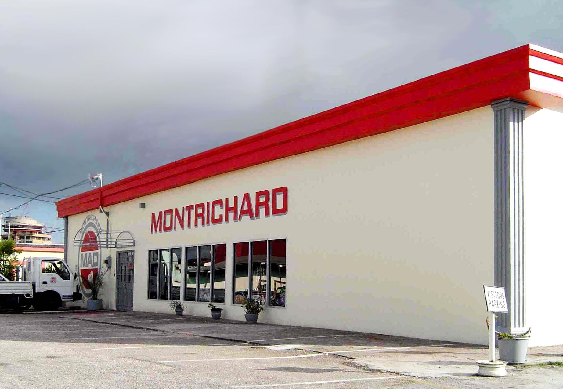 Montrichard Ltd Store Front