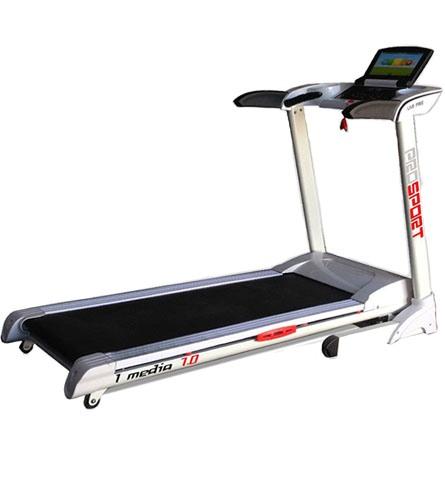ProSport I Media 7 Semi Commercial Treadmill2