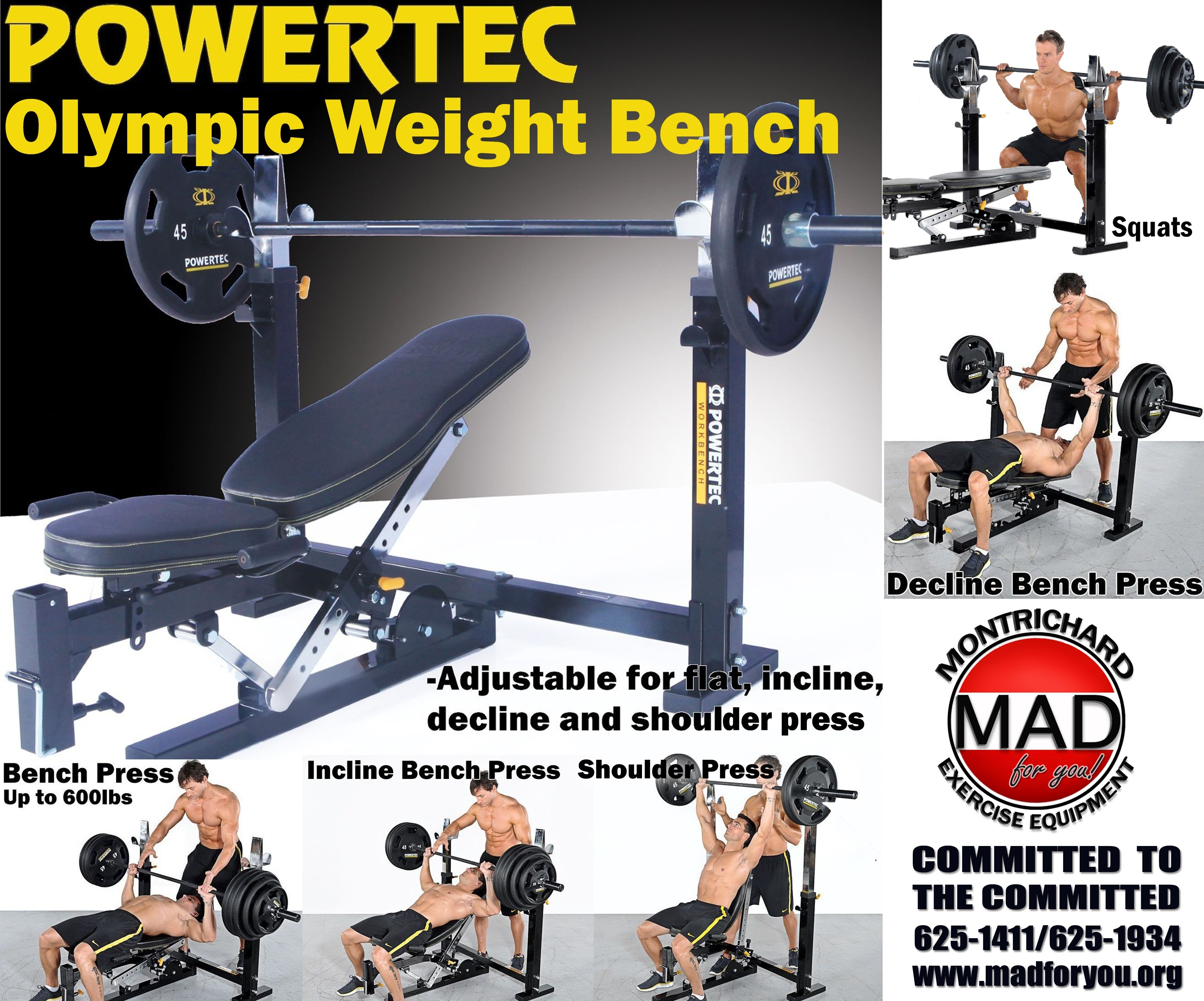 bodymax elite weight folding shop incline standard olympic bench online
