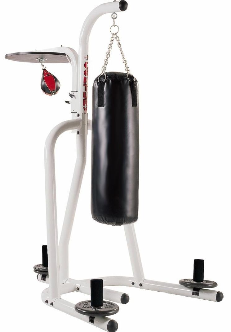 Boxing Rack, Punching Bag, Speed Bag